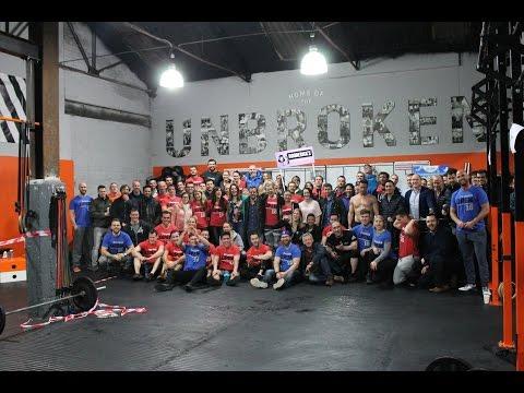 CrossFit Perpetua Open 16.5 Dublin