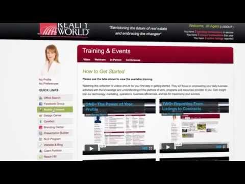 Realty World - The Carolinas Products & Services