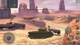 Короткий урок по танкованию бортом!