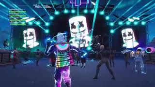 Marschmello Live Event Fortnite