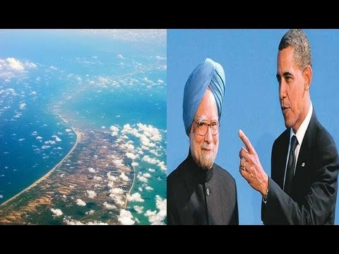 America Wants To Distroy (RAM SETU) & his Agent Manmohan Singh Helping him Exposed By Rajiv Dixit