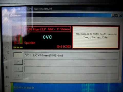Recepcao de Radio Digital em Brasilia por Ondas Curtas