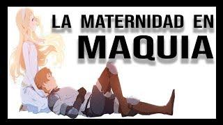 Directoras De Anime: Mari Okada Y La Maternidad En Maquia.