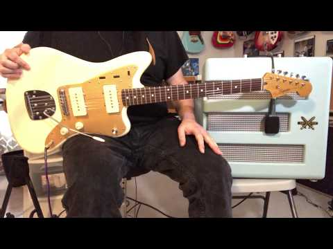 Squire J Mascis Jazzmaster Fender Excelsior And Why I Make YouTube Videos