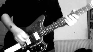 Dead Kennedys - Police Truck (guitar cover)