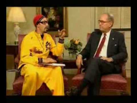 Ali-G...Interview with Richard Thornburgh about Legal Issues