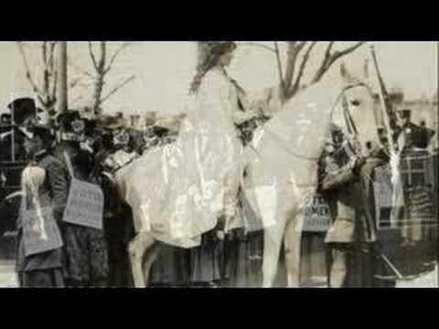 The Progressive Era: Women Suffrage