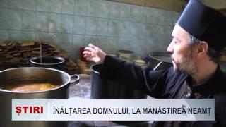 Inaltarea Domnului, la Manastirea Neamt