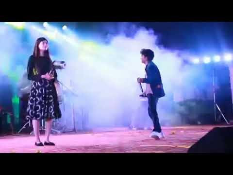 selfie Bebo Mantu chhuria stage program...
