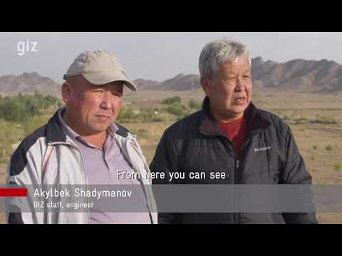 GIZ: Climate Change Adaptation in Kyrgyzstan. 2018