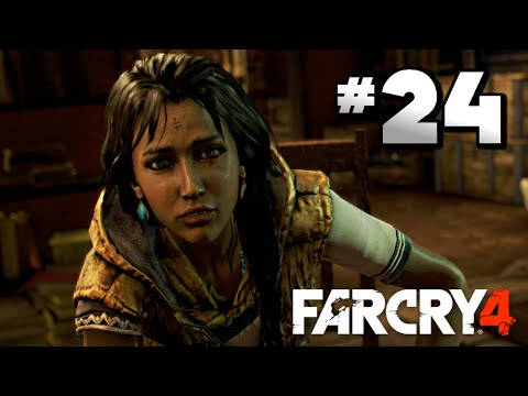 Far Cry 4 · Gameplay Walkthrough Part 24 - Mission: Don't Look Down ¦ PS4 1080p