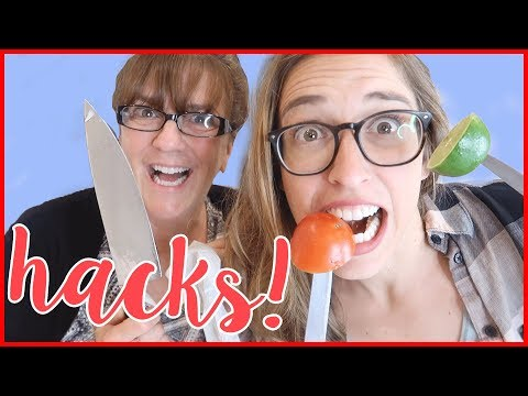 Debunking Kitchen Hacks!!!