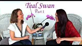 Teal Swan on Romantic Relationship, Soulmates and Soul Groups (1:2) (Norwegian Subtitles)