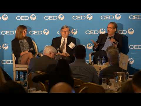CED 2017 Fall Policy Conference: Creative Destruction--Technology, Long-term Growth & the Workforce