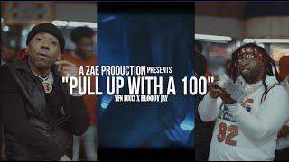 YouTube動画:YFN Lucci ft. Bloody Jay - Pull Up With A 100 (Official Music Video) Shot By @AZaeProduction