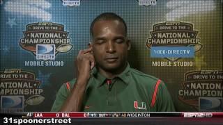 miami hurricanes on college football live 8 4 2010
