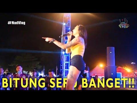NADIA ZERLINDA | Festival Pesona Selat Lembeh 2018 @BITUNG DAY 1
