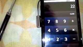 Android on Samsung Omnia II i8000/i8000L