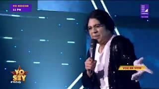 Imitador de Michael Jackson canta Billie jean en Concierto de Yo Soy | 3 julio del 2019