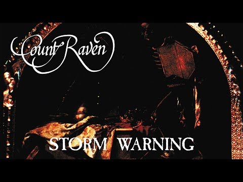 "Count Raven ""Storm Warning"" (FULL ALBUM)"