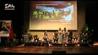 Concert de Musique Sacrée Indonésienne: Yansin Geceler