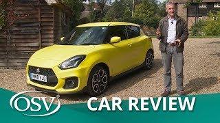 Suzuki Swift Sport has Grown Up - 2018 Car Review