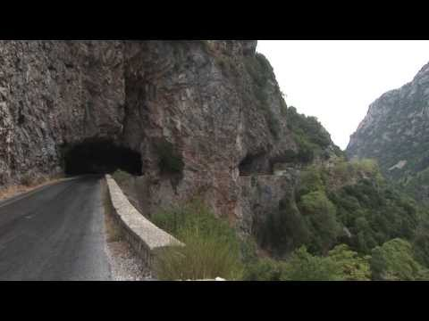 from Kalamata to Mystras - Greece HD Travel Channel