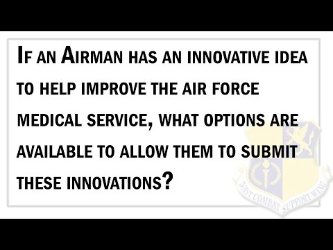 Q&A with Surgeon General of the Air Force   Part 5
