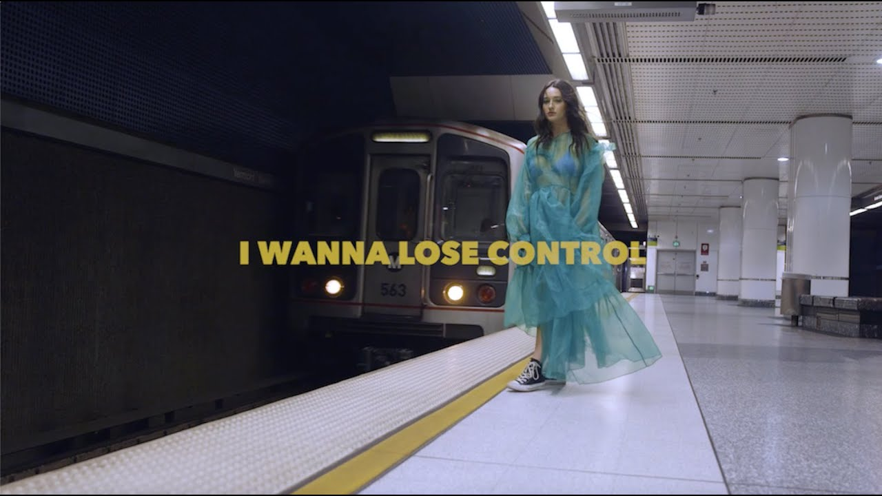 "Maeve Steele ""No Control"" [Official Lyric Video]"