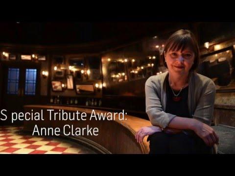 Irish Times Irish Theatre Awards Special Tribute Award Video - Anne Clarke