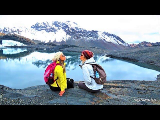 Glacier Pastoruri - Passeios em Huaraz