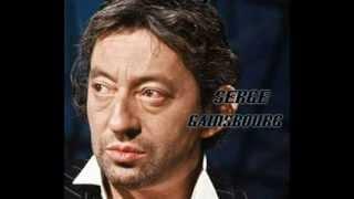 Sensuelle et sans suite - Serge Gainsbourg
