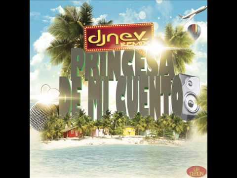 Sergio Contreras - Princesa De Mi Cuento   Dj Nev Remix