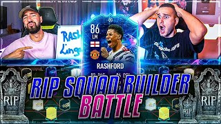 FIFA 21: RTTF RASHFORD SQUAD BUILDER Battle 💀💀 IamTabak vs Wakez 🔥🔥