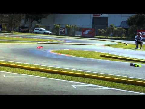 Queensland Radio Controlled IC Championship 2012 - QRCCRA - (Rough cut)