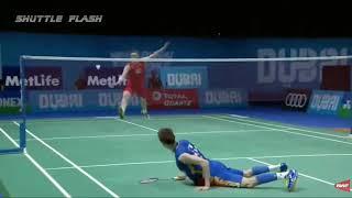 5 Amazing Trick Shots in Badminton