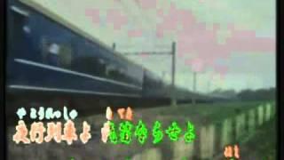 船村演歌 春日八郎さんの「夜行列車」カラオケ歌唱.