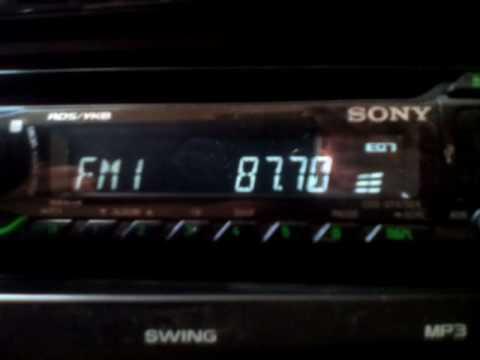 [Es] 87,7 - Radio Sawa? - Benghazi?