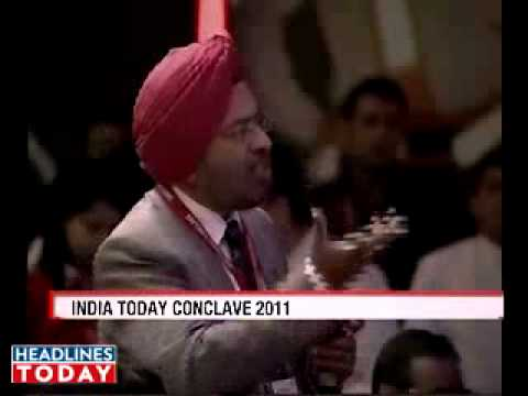 Syed Ali Geelani's bold speech in IT conclave (part 07)