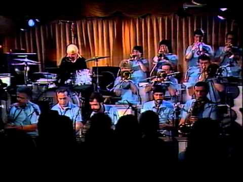 Buddy Rich - Stockholm jazz festival 1986 (1/5)