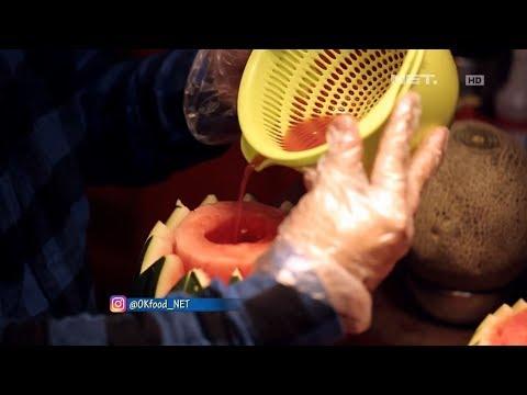 Lezatnya Semangka Utuh Buatan Kang Peppy
