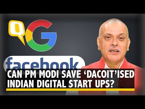 Here's How PM Modi Can Save a DACOIT-ised Indian Digital Ecosystem | The Quint