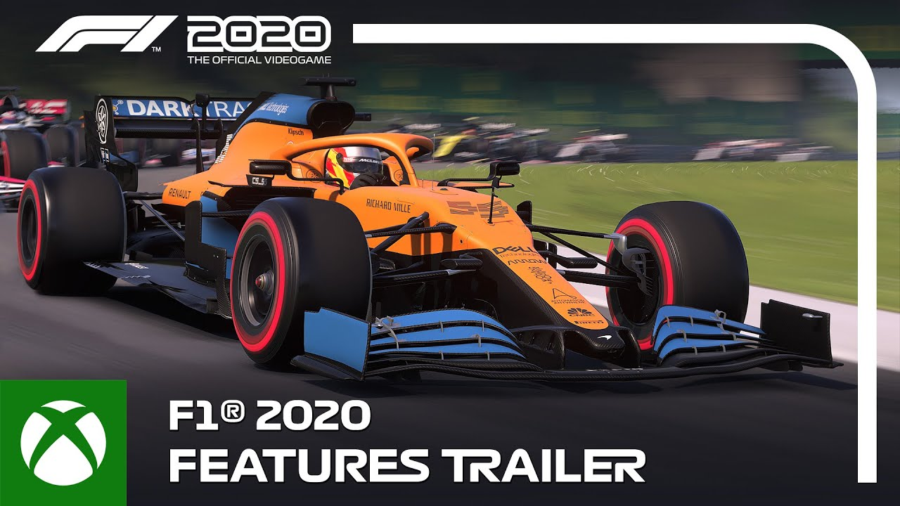 F1 2020 Features Trailer Youtube