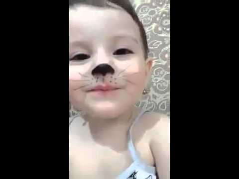 PINTAR LA CARITA DE GATO FUNNY VIDEOS - YouTube
