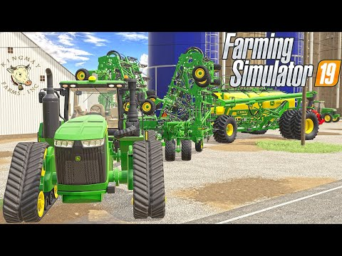 9RX Demo Day (Mercer County RP) Farming Simulator |
