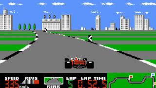 Ferrari - Grand Prix Challenge (NES) Playthrough
