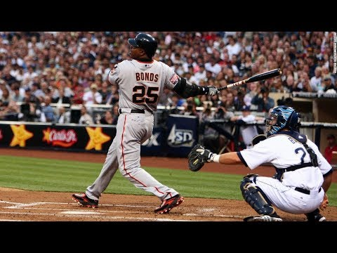 Barry Bonds Highlights: Pure Greatness