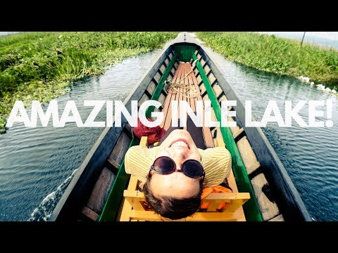 THE BEST BOAT TRIP IN MYANMAR I INLE LAKE