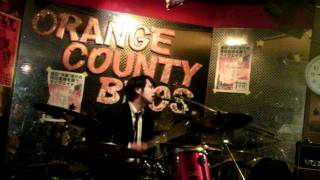 ROCK AROUND THE CLOCK @横浜ORANGE COUNTY BROTHERS 2011.11.12 the s...