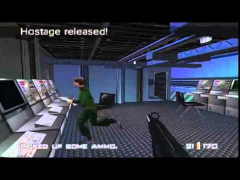 GoldenEye N64: Remixed & Remastered Part 2!